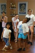 Ballroom Dance Lessons for Kids at OC DANCE STUDIO -