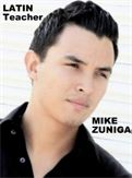 Mike Zuniga best salsa instructor of OC -ballroom dance lessons in orange county