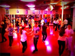 Salsa Dancing lessons in Orange County