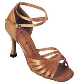 Elegant Stephanie Latin Dance Shoes  only $ 99