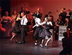 swing and foxtrot dance classes and lessons in irvine, newport beach and costa mesa